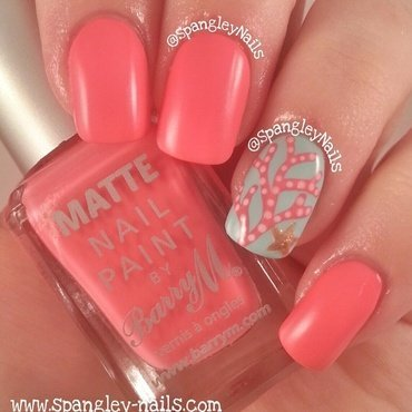 Barry M Matte Maimi Swatch by Nicole Louise