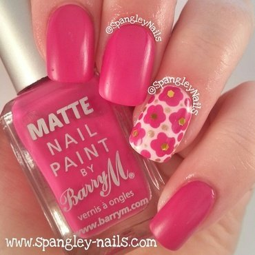 Barry M Matte Rhossili Swatch by Nicole Louise