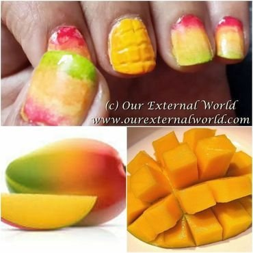 Mango nails thumb370f