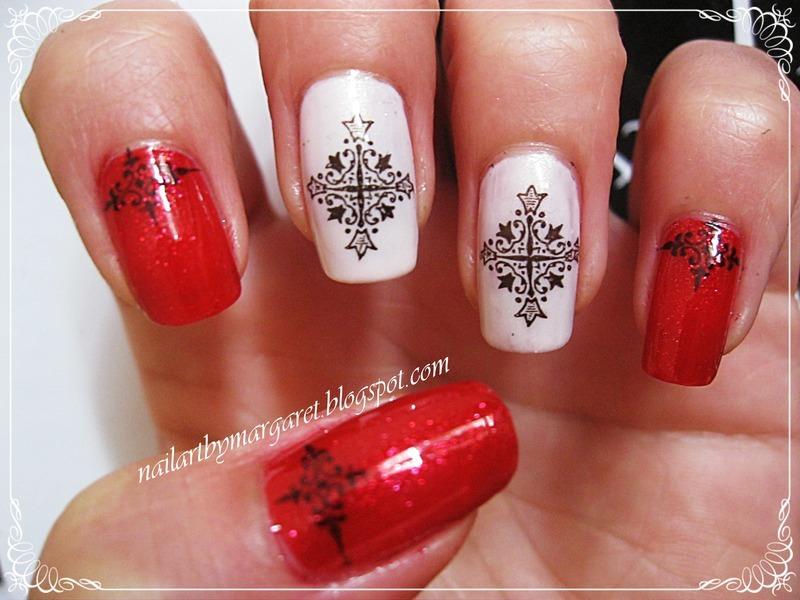 Klasyka nail art by Margaret Nail Art
