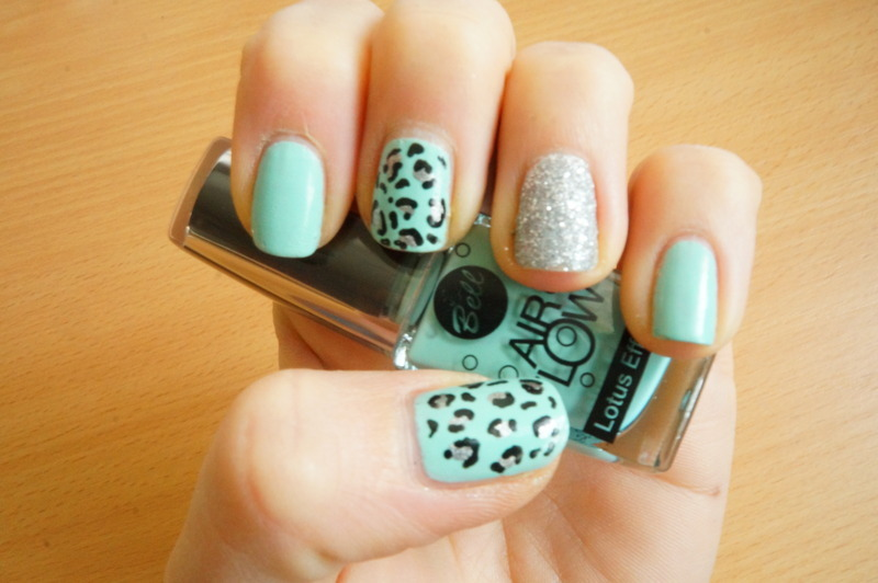 Leopard print once again ;) nail art by PaznokcioweLovee