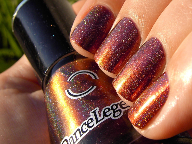 Dance Legend New Promise Swatch by nihrida