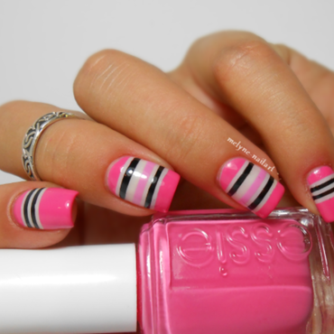 nail art striping tape nail art by melyne nailart