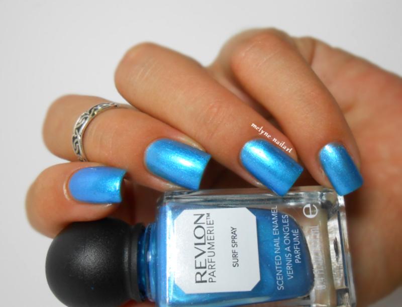 Revlon Parfumerie Surf Spray Swatch by melyne nailart