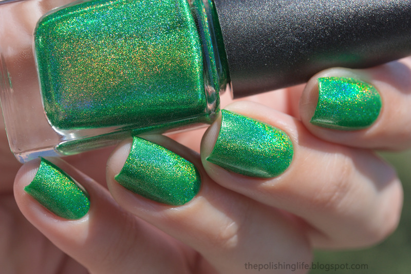 Colors By Llarowe Gemini Rising Swatch by Alena Belozerova
