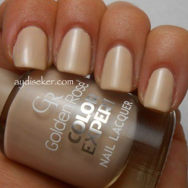 Golden Rose Color Expert 05 Swatch by Aydi Seker