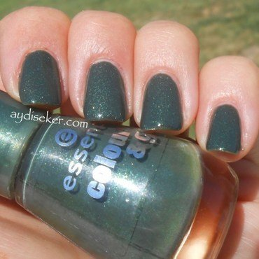 Essence Walk on the wild side Swatch by Aydi Seker