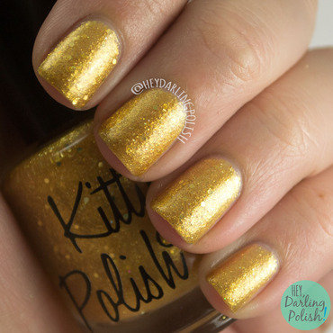 Kitty polish 24 gold indie swatch 3 thumb370f