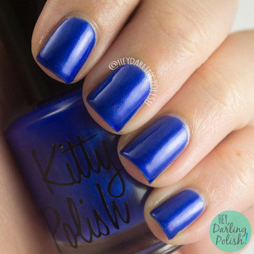 Kitty polish heart of the ocean royal blue swatch 3 thumb370f