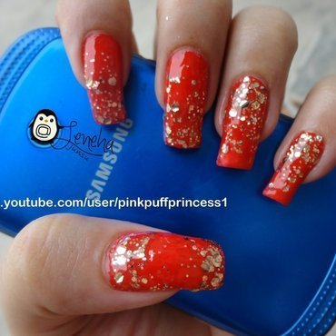 5 Ways to Ombre/Gradient Nails ♥ NO SPONGE NEEDED nail art by Leneha Junsu