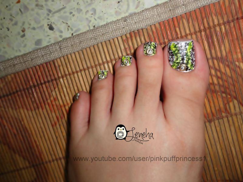 Kpop Nails: NS윤지 NS Yoon-G 야시시 YASISI nail art by Leneha Junsu ...