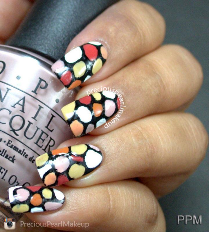 Pebble Nails nail art by Pearl P.