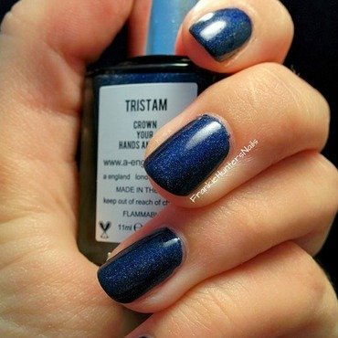 A-England Tristam Swatch by Franziska FrankieHuntersNails
