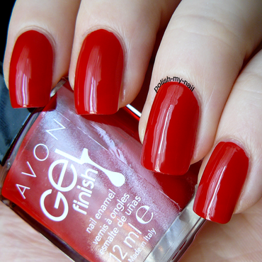 Avon Roses Are Red Swatch by Ewlyn