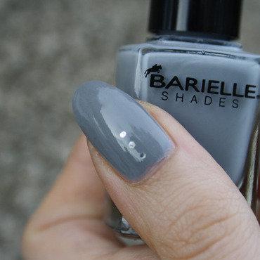 Barielle U-Concrete-Me Swatch by Pat