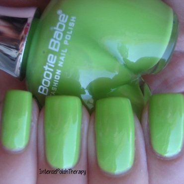 Bootie Babe Wide Backside Swatch by IntensePolishTherapy Anita