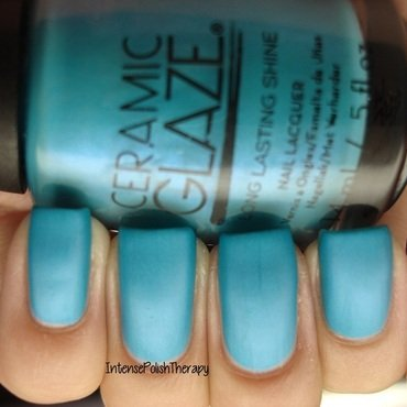 Ceramic Glaze Mermaid's Tale Swatch by IntensePolishTherapy Anita