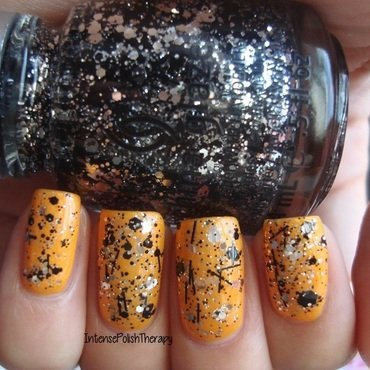 China Glaze Glitz n' pieces Swatch by IntensePolishTherapy Anita
