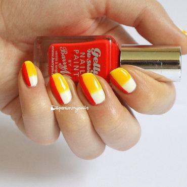 Geometric, Block Print mani nail art by Pardon My Nails