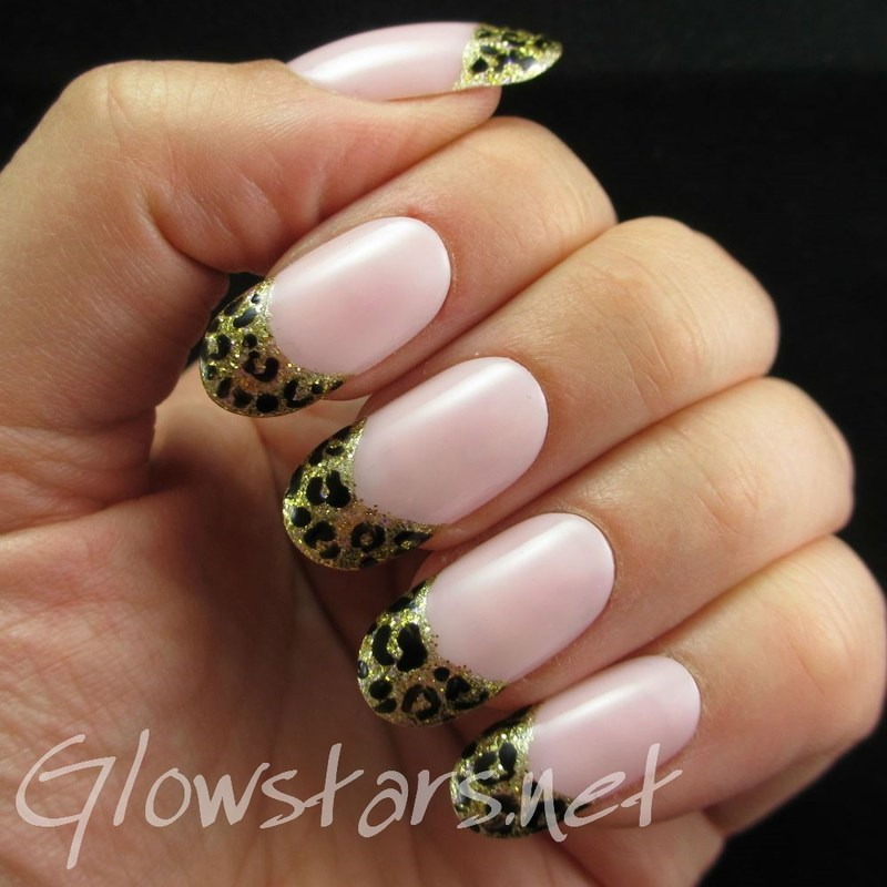 My heart moves South every time you open your mouth nail art by Vic 'Glowstars' Pires