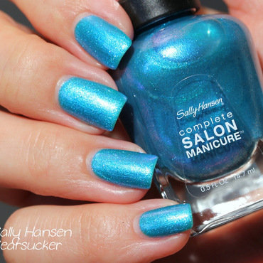 Sally Hansen Searsucker Swatch by Elektra King