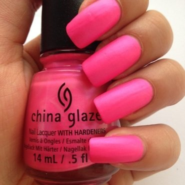 China Glaze Hang Ten Toes Swatch by Sparkle  And Love