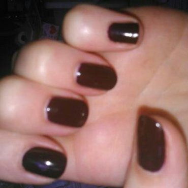 OPI Lincoln Park After Dark Swatch by manon des ours