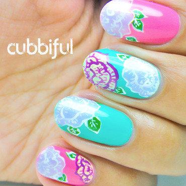 Roses nail art bellaoggi flormar5 thumb370f