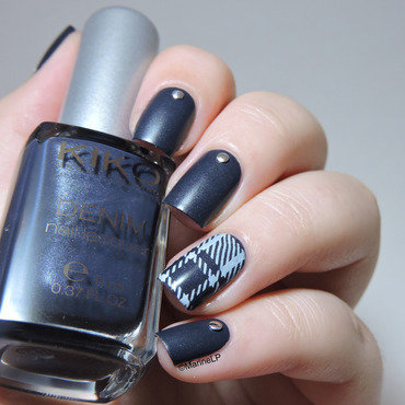 Denim plaid nails 20 2  thumb370f