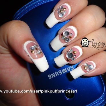 Kpop Nails: Baek Ji Young(백지영) Still in Love(여전히 뜨겁게) nail art by Leneha Junsu