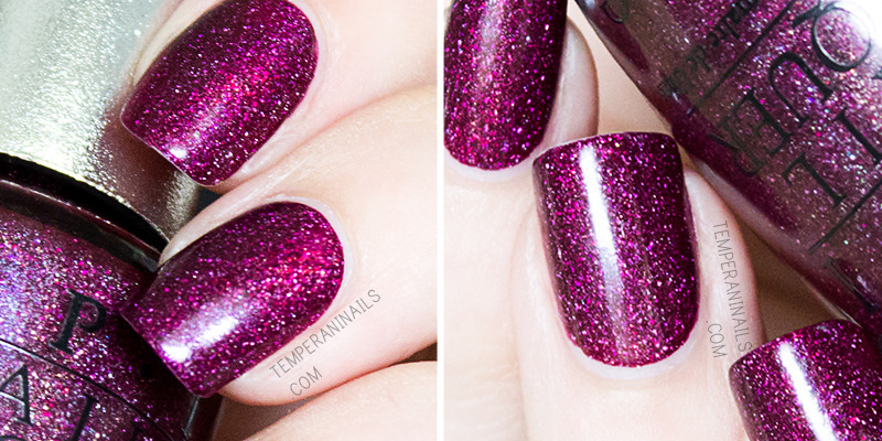 OPI DS Extravagance Swatch by Temperani Nails