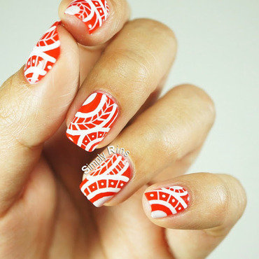 Red 20tribal 20nail 20art 20design 2004 thumb370f