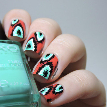 Ikat nails 20 1  thumb370f