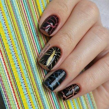 #7 nail art by Juli