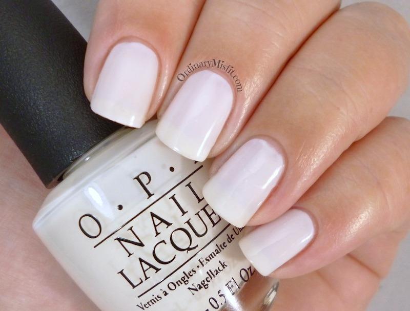 White Nails (OPI: Funny Bunny) | Nails | Pinterest |Funny Bunny Nails