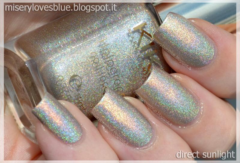 Kiko 399 SIlk Taupe Swatch by MiseryLovesBlue