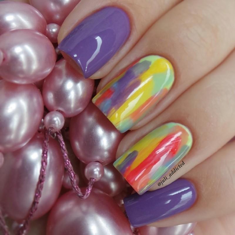#15 nail art by Juli
