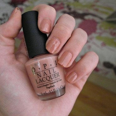 OPI Dulce De Leche Swatch by Addicted With Nails