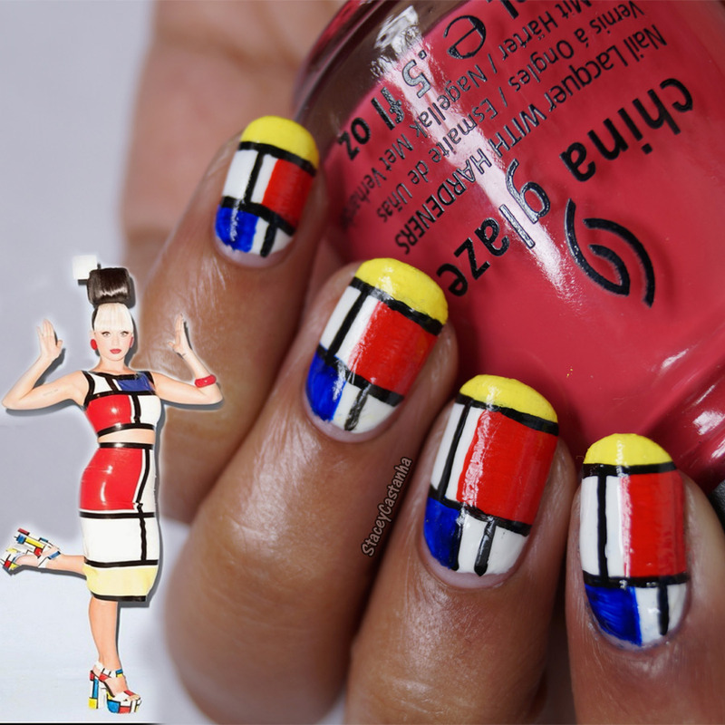 katy Perry This is how we do video inspired nailart. nail art by ...