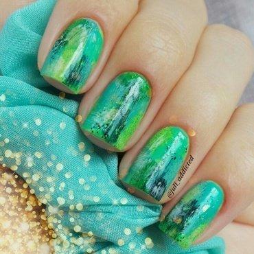#19 nail art by Juli