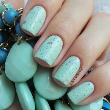 KBShimmer Spring Training Swatch by Juli