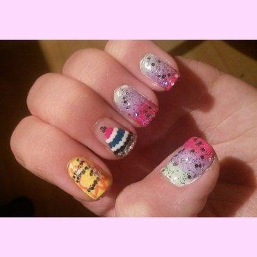 1 MILLION!! nail art by cocosammi8