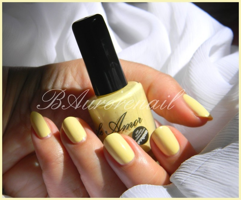Ongle Amor Copacabana Swatch by BAurorenail