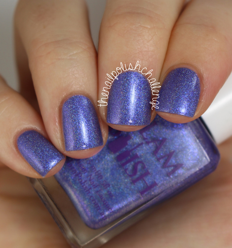 Glam Polish Friend Like Me Swatch by Kelli Dobrin
