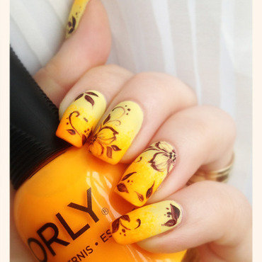 Summer Fun nail art by Bazavan Diana