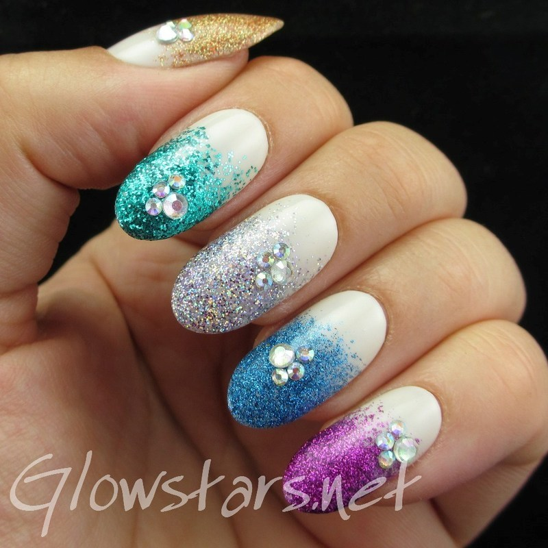 Nail Max Collections vol. 10 – Chibizume Arrangement 037 nail art by Vic 'Glowstars' Pires