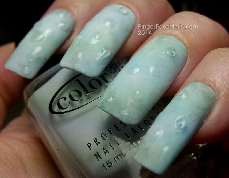 The Digit-al Dozen does Summer - the English way ;) nail art by Sam