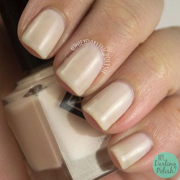 Luxe Lacquers Rose Swatch by Marisa  Cavanaugh