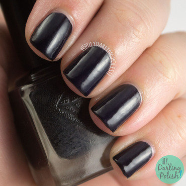 Luxe lacquers chantal black swatch 3 thumb370f