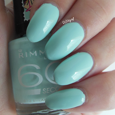 Rimmel Breakfast in Bed Swatch by Ritsy NL